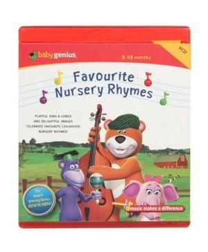 Baby Genius - Favourite Nursery Rhymes  - VCD