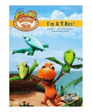 Baby Genius - Dinosaur Train - Im a T-Rex (Vol 1) - DVD