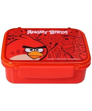 Angry Birds - Lunch Box Red