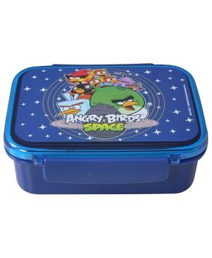 Angry Birds Lunch Box Stars