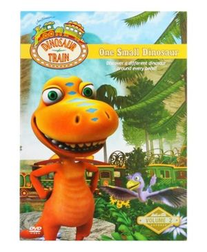 Baby Genius - Dinosaur Train - One Small Dinosaur (Vol.2) - DVD