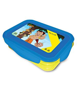 Chhota Bheem - Super Lock and Seal Lunch Box