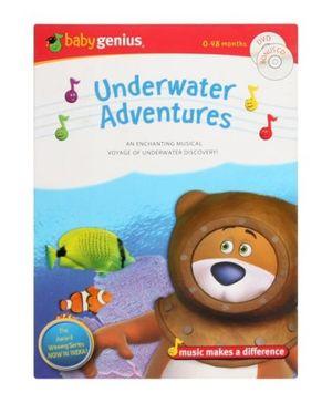 Baby Genius - Underwater Adventures - DVD