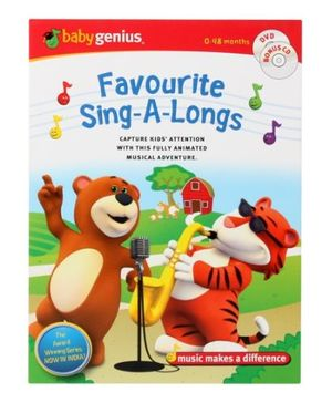 Baby Genius - Favourite Sing-A-Longs - DVD