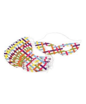 Karmallys Eye Mask Set Multi Color - Pack of 10