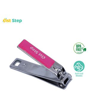 1st Step Nail Clipper - Pink