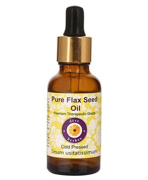 Deve Herbes Pure Seed Oil With Dropper - 50 ml