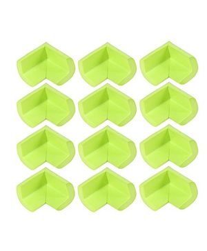 Syga Corner Edge Guard Pack of 12 - Green