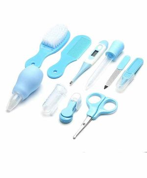 Syga Health Care Grooming Kit 8 Pieces - Blue
