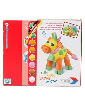 Simba Kneaknet Farm Assortment Modelling Clay Kit - Multicolour