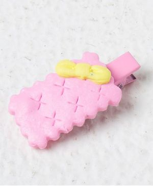 Kidcetra Candy Style Hair Clip - Pink
