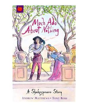 Much Ado About Nothing Shakespeare Stories - English