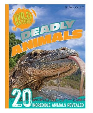 Deadly Animals Knowledge Book - English