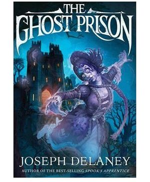 The Ghost Prison Story Book - English