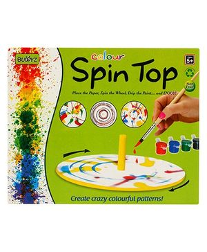 Buddyz - Color Spin Top