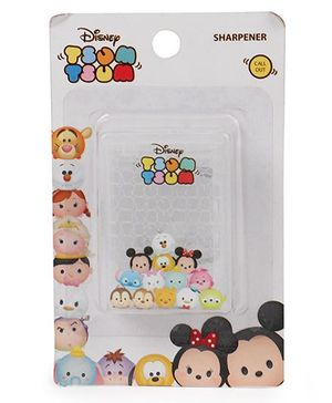 Disney Tsum Tsum 2 Hole Sharpener - White