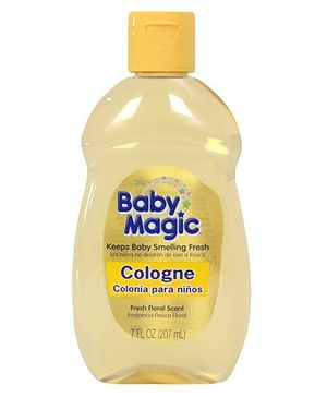 Baby Magic Cologne 207 ML