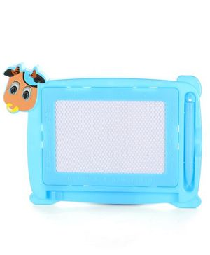 Writing Board With Pen Animal Shape - Blue