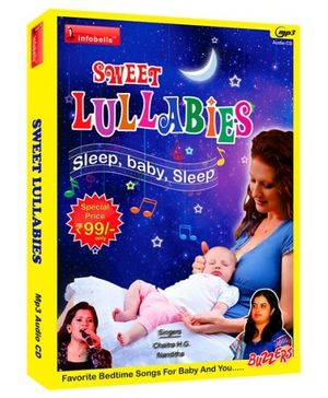 Infobells - Sweet Lullabies CD