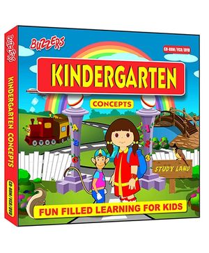 Buzzers - Kindergarten Concepts CD