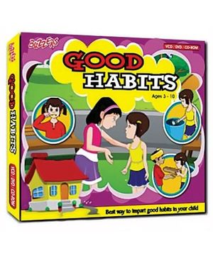 Buzzers - Good Habits VCD DVD CD ROM
