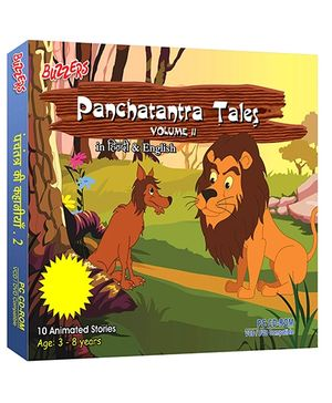 Buzzers - Panchatantra Tales Volume 2
