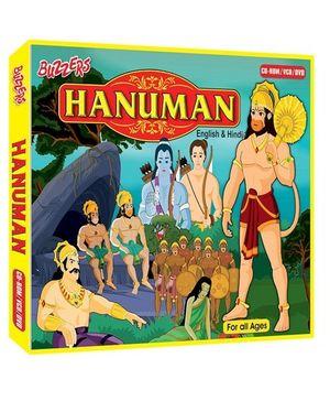 Buzzers - Hanuman DVD VCD CD ROM