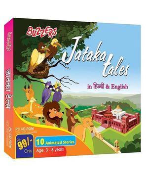 Buzzers - Jataka Tales VCD DVD CD ROM
