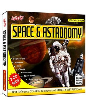 Buzzers - Space And Astronomy 2 CD's Pack