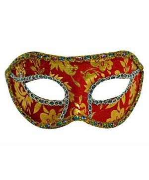 SmartCraft Velvet Eye Mask - Red