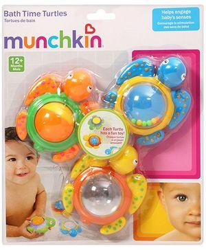 Munchkin - Bath Turtles bath toys