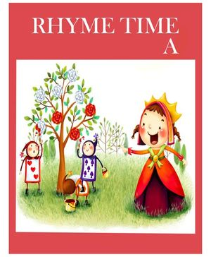 Blue Orange Publications - Rhyme time A