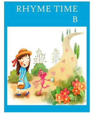 Blue Orange Publications - Rhyme time B
