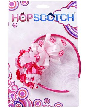 Hopscotch - Hair Band And Barrette Set