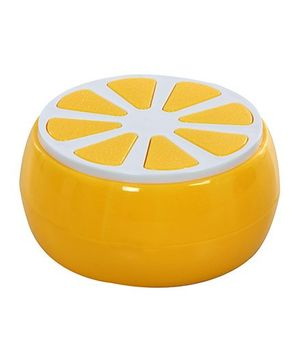 Fab N Funky - Yellow Compressible Drinking Cup