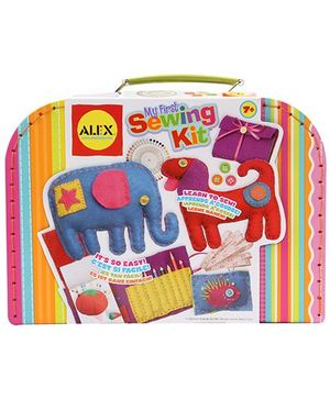 Alex Toys - My First Sewing Kit