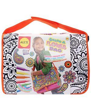Alex Toys - Color A Flower Bag