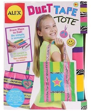 Alex Toys - Duct Tape Tote