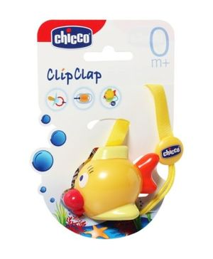 Chicco - Clip With Teat Cover