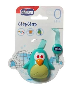 Chicco Clip With Teat Cover