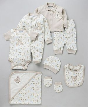 Wonderchild 8 Pcs Gift Set - Grey