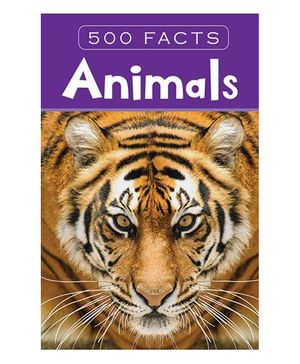 500 Facts Animals - English