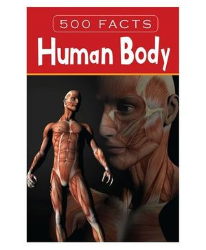500 Facts Human Body - English