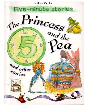 The Princess And The Pea And Other Stories - English
