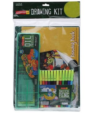 Camlin Drawing Kit - Pack Of Three