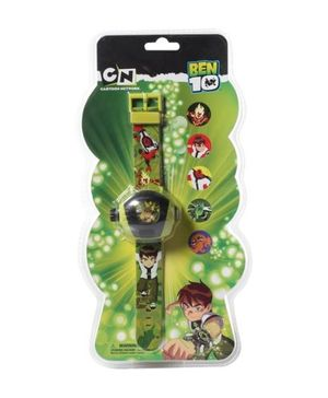 Ben 10 - Five Image Projector Watch