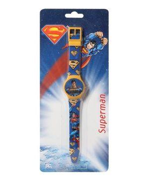 Superman - LCD Digital Watch