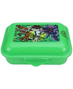 Ben 10 - Green Flap Lunch Box