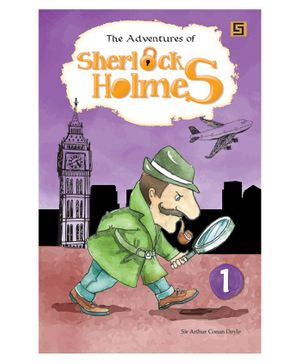 The Adventures of Sherlock Holmes 1 Book -English