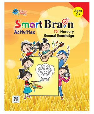 General Knowledge Smart Brain Activities For Nursery - English